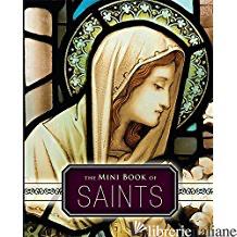 The Mini Book of Saints - Mini Book