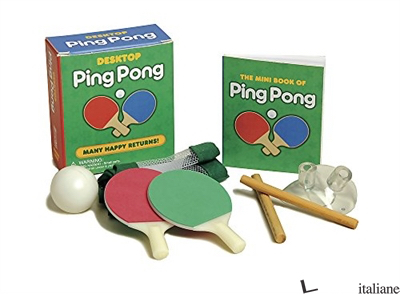Desktop Ping Pong - Stone, Chris
