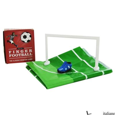 Mini Finger Football (UK Edition, Mega Mini Kit) - Stone, Chris