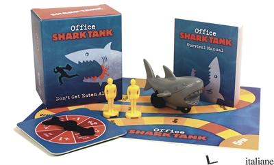 Office Shark Tank - Press, Running