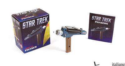 Star Trek: Light-Up Phaser - Press, Running