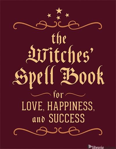 The Witches' Spell Book - Greenleaf, Cerridwen