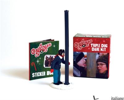 A Christmas Story: Triple Dog Dare Kit - Press, Running