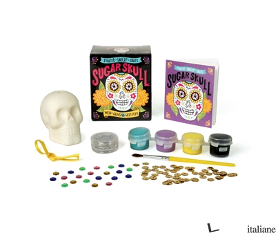 Paint-Your-Own Sugar Skull - Bonaddio, T.