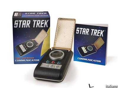 Star Trek: Light-and-Sound Communicator - Carter, Chip