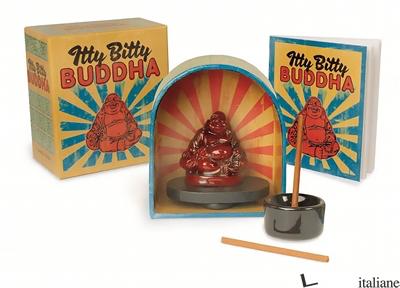 Itty Bitty Buddha - Dixon, Nicola,Dixon, Nicola