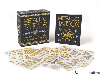Metallic Tattoos - Press, Running