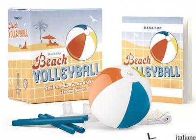 Desktop Beach Volleyball - Bonaddio, Teresa