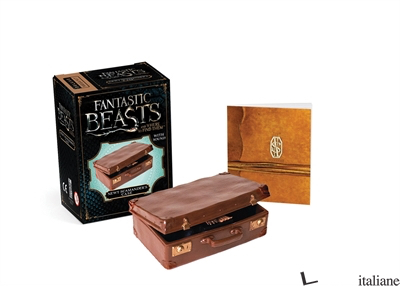 Fantastic Beasts and Where to Find Them: Newt Scamander's Case - Running Press