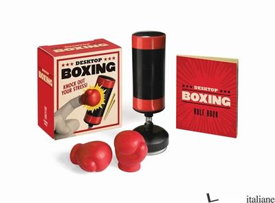 Desktop Boxing - Press, Running