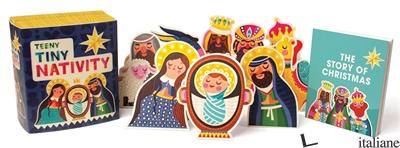 Teeny-Tiny Nativity - Press, Running