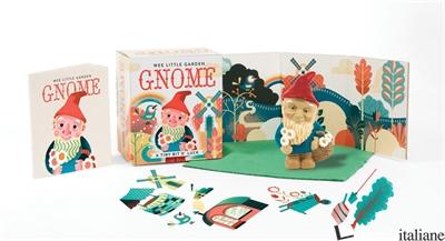 Wee Little Garden Gnome - Running Press