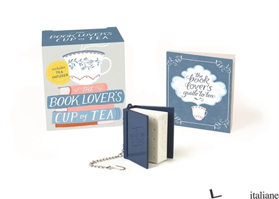 The Book Lover's Cup of Tea (Miniature Edition) - Running Press