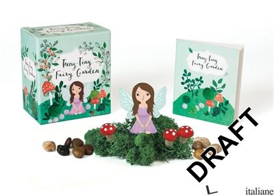 Teeny-Tiny Fairy Garden - Selber, Danielle