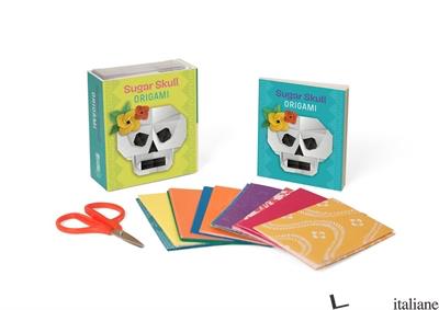 Sugar Skull Origami - Press, Running