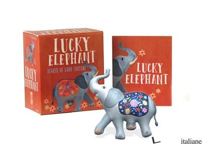 Lucky Elephant - Press, Running