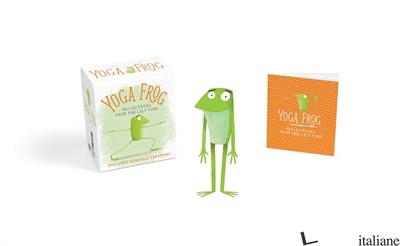 Yoga Frog - Carpenter, Nora