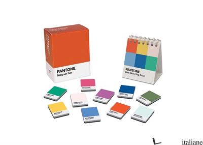 PANTONE Magnet Set - Press, Running
