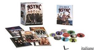 *NSYNC: Magnets, Pins, and Book Set - *NSYNC,