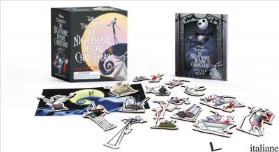 Tim Burton's The Nightmare Before Christmas Magnet Set - Tim Burton