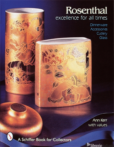 ROSENTHAL EXCELLENCE FOR ALL - ANN KERR