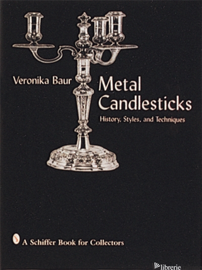 METAL CANDLESTICKS -