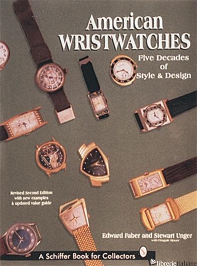 American Wristwatches - Edward Faber