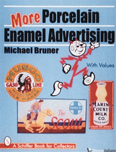 MORE PORCELAIN ENAMEL ADVERT. -