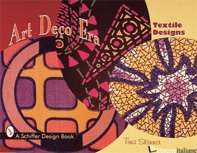 Art Deco Era Textile Designs - Tina Skinner