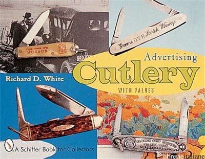 Advertising Cutlery - Richard D. White
