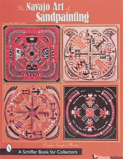 The Navajo Art of Sandpainting -