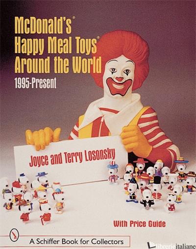 MCDONALDS HAPPY MEAL TOYS - JOYCE LOSONSKY; TERRY LOSONSKY