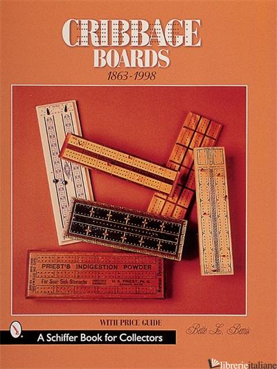 Cribbage Boards -