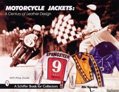 MOTORCYCLE JACKETS:CENTURY -