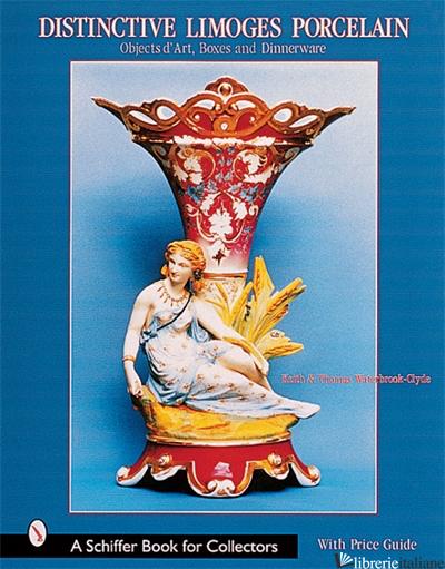 Distinctive Limoges Porcelain -