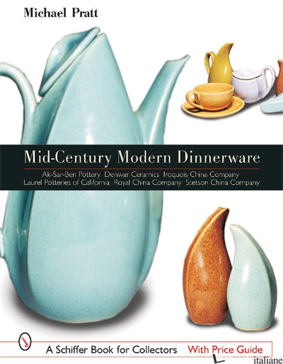 MID-CENTURY MODERN DINNERWARE -