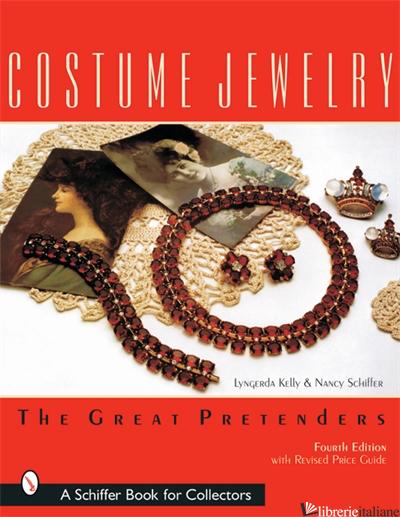 Costume Jewelry - LYNGERDA KELLEY; NANCY SCHIFFER