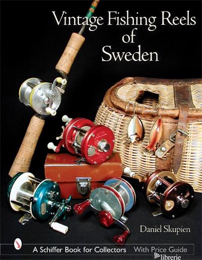 Vintage Fishing Reels of Sweden -