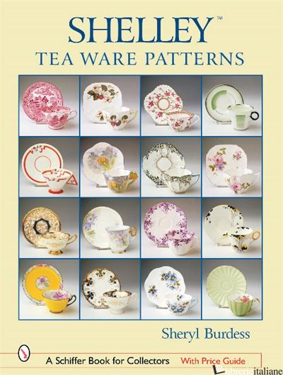 Shelley™ Tea Ware Patterns -