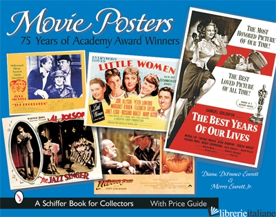 MOVIE POSTERS 75 YEARS ACADEMY -
