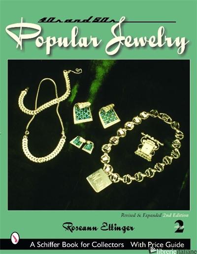 Forties & Fifties Popular Jewelry - ROSEANN ETTINGER