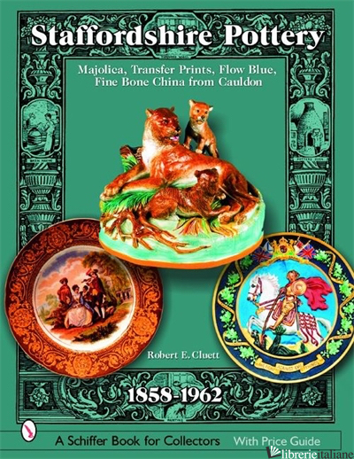 STAFFORDSHIRE POTTERY -