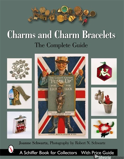 Charms and Charm Bracelets - Joanne Schwartz
