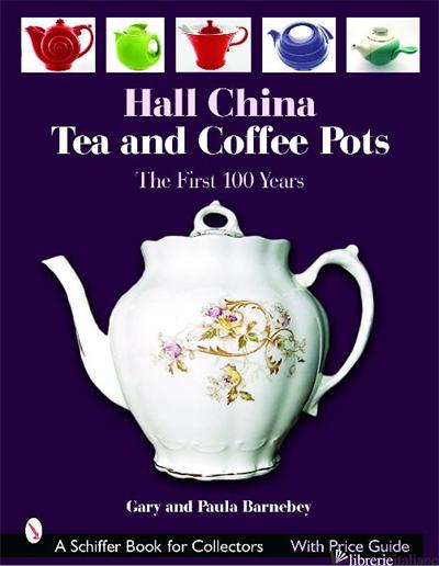 Hall China Tea and Coffee Pots -