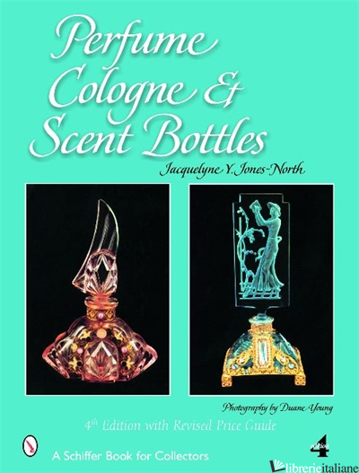 PERFUME COLOGNE & SCENTS BOTTLES -