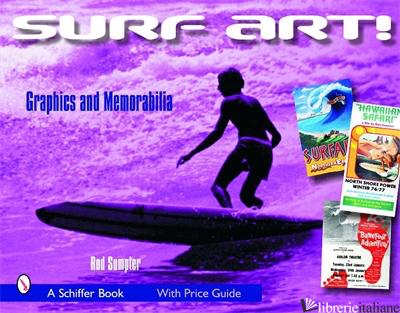 SURF ART, GRAPHIS AND MEMORABILIA - ROD SUMPTER