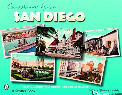 Greetings From San Diego -