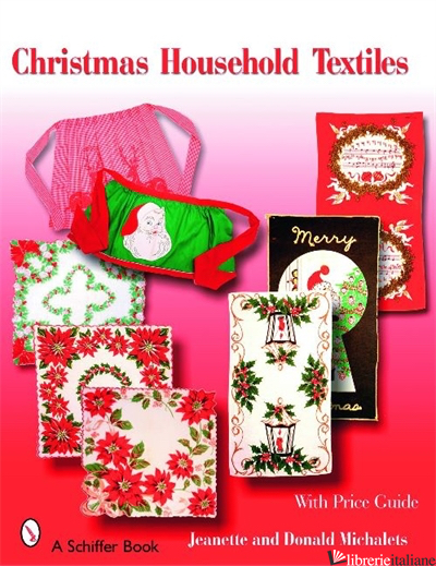 Christmas Household Textiles - Jeanette Michalets