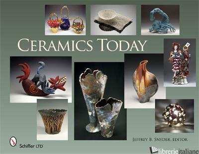 Ceramics Today - Jeffrey B. Snyder