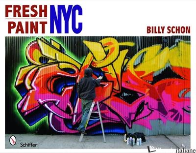 Fresh Paint - BILLY SCHON